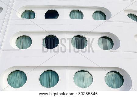 Twelve Portholes