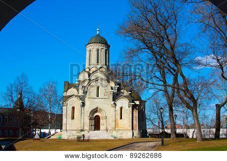 The Church In Russia.