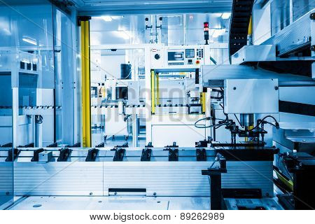 Industry, Technology, Borough Of Industry, Factory, Automated