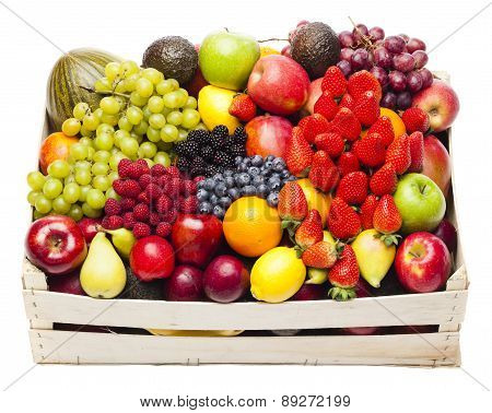 Box Of Fruits