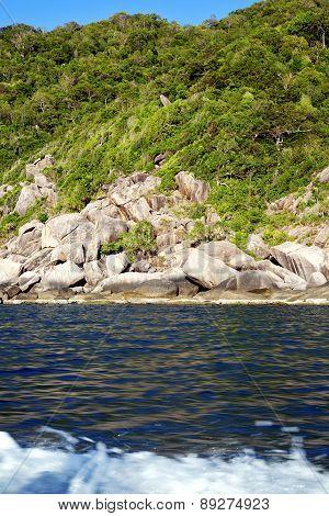 Asia  Kho   Coastline Bay Isle