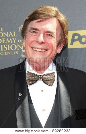 BURBANK - APR 26: David Michaels at the 42nd Daytime Emmy Awards Gala at Warner Bros. Studio on April 26, 2015 in Burbank, California
