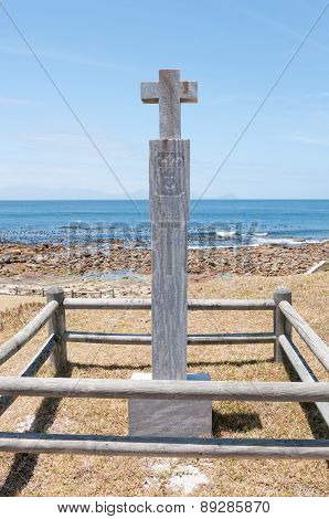 Dias Cross At Bordjiesrif Near Cape Point