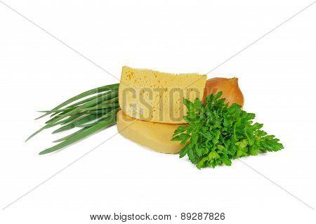 Verdure And Cheese