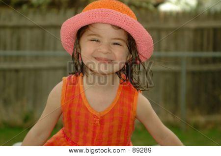 Children-Silly Smile