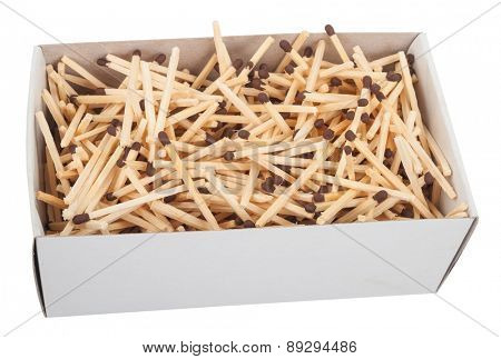 Big box of matches