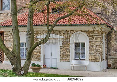 House in Prague (Czech Republic)