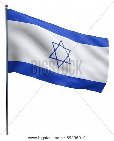 Israel Flag Image