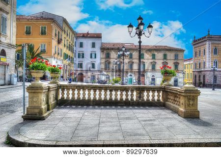 Piazza D'italia Square