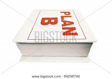 PLAN B Notebook