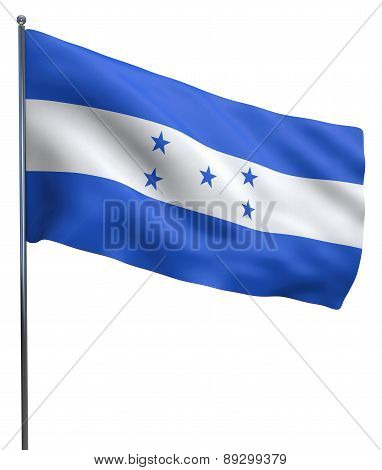 Honduras Flag Image