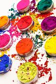 picture of holi  - Abstract colorful background  - JPG