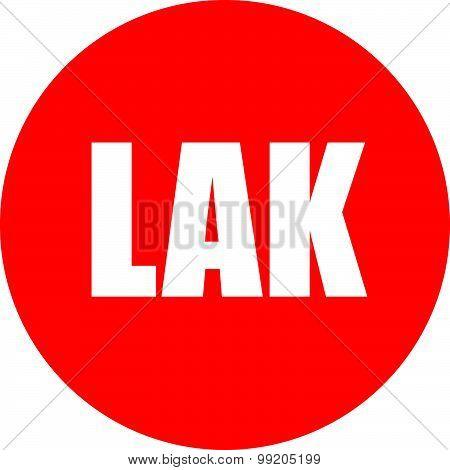 Lak Icon