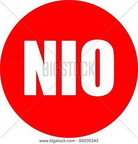 Nio Icon