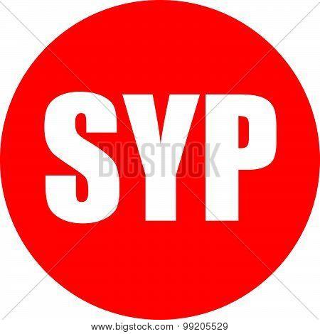 Syp Icon