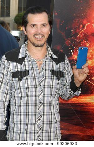 LOS ANGELES - AUG 18:  John Leguizamo at the