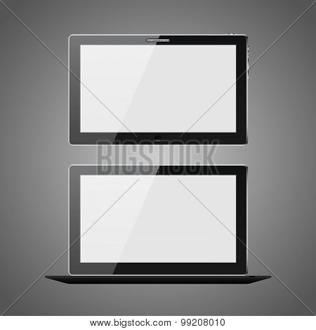 A template electronics, computer flare to accommodate the design of your site