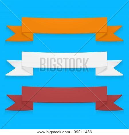 Detailed Ribbons