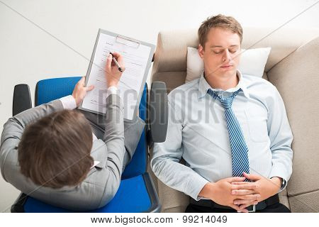 Consultation With Psychologist