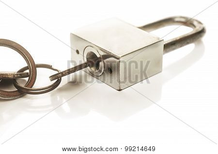Old Key In The Master Key