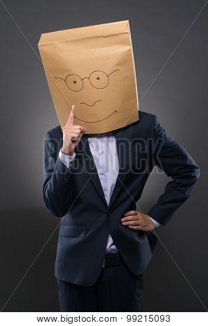 Anonymous Businessman