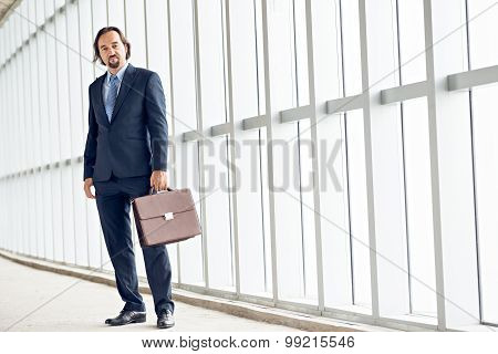 French Businessman