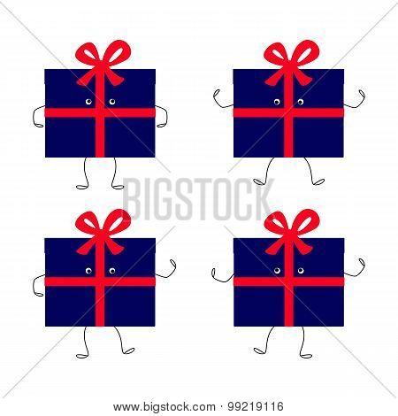 Gift Box Characters