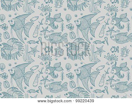 Oceanic Pattern