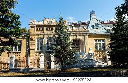 Old House In Pyatigorsk