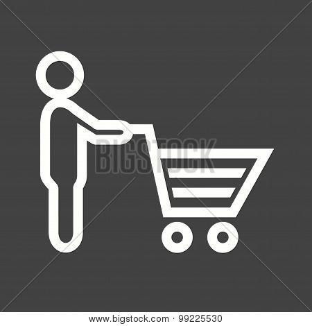 Holding cart