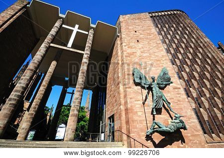 New Coventry Cathedral.