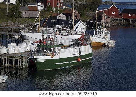 Fishing camp