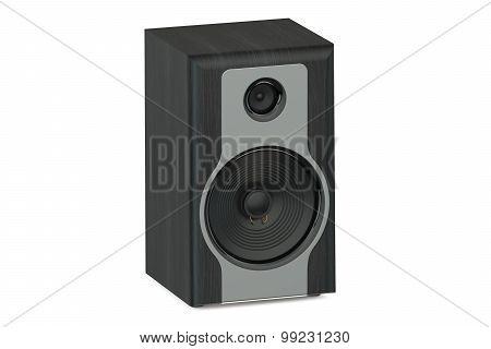 One Loudspeaker