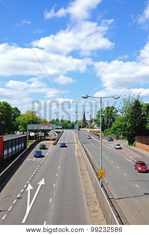 A4053 Coventry Ringroad.