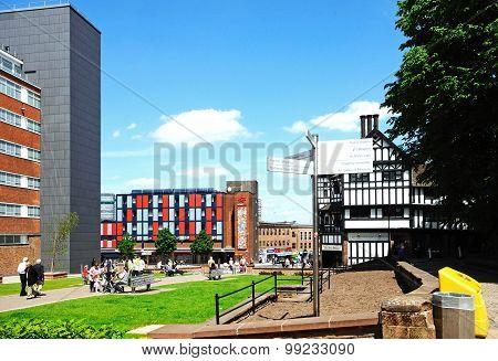Trinity Street, Coventry.