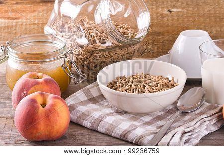Breakfast cereal.