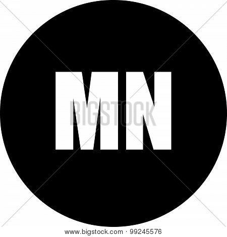 Mn Icon