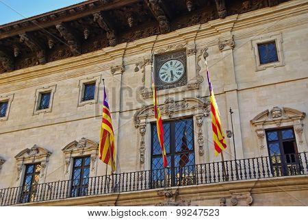 Palma De Mallorca Town Hall