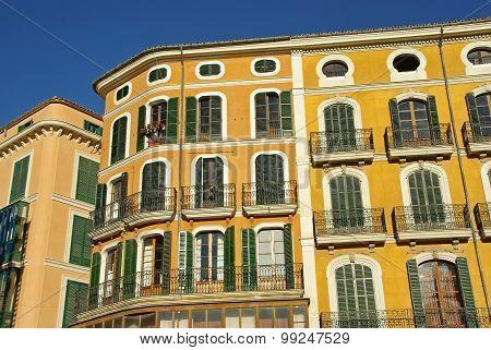 Palma De Mallorca Buildings