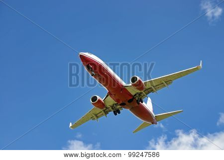 Red Plane