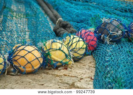 Fisher Net Floats