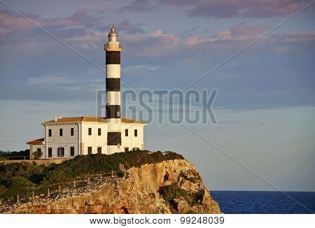 Faro Punta De Ses Crestes