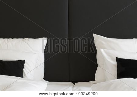 Double Bed Detail