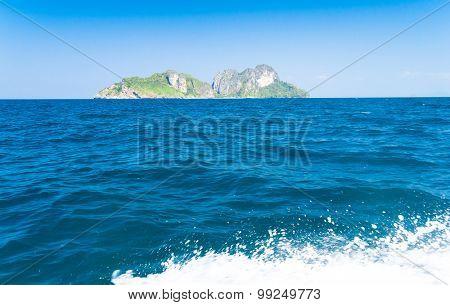 Heaven On Earth Idyllic Lagoon