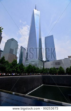 Freedom Tower New York, One World Trade Center
