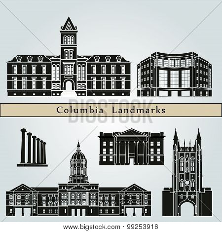 Columbia Landmarks
