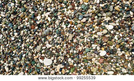 Pebbles, Close Up