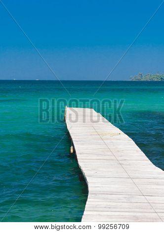 Pier Meditation Jetty to Eternity