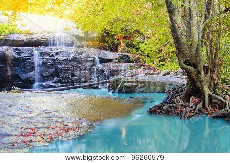 Pang Sida Waterfall