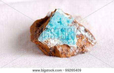 Aurichalcite Mineral Sample
